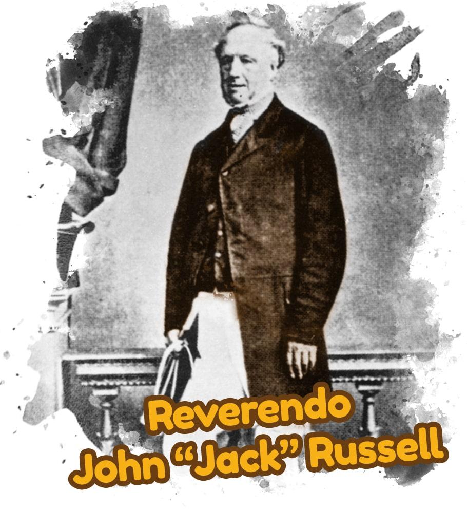 Storia del Reverendo Jack Russell